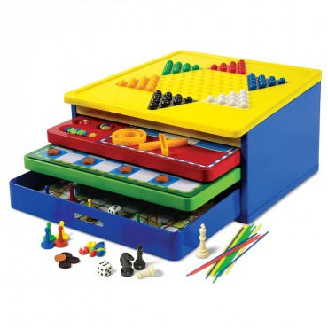 10-in-1 Kids Game House