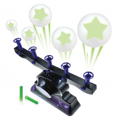 Hover Shot™ Glow-in-the-Dark Floating Target Game