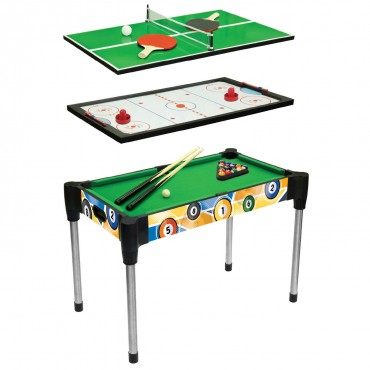 """36"""" (92cm) 3-in-1Games Table"""