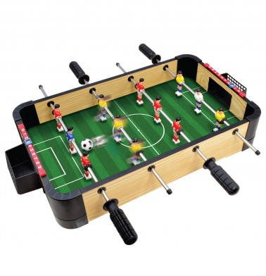 "20"" Triple-Play Tabletop Foosball"