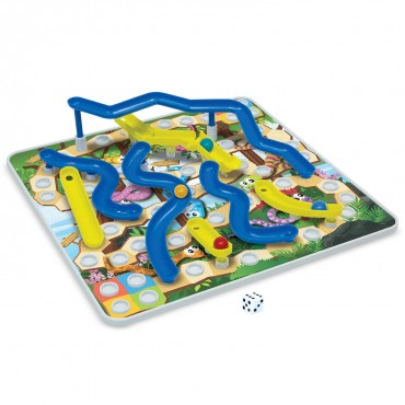 3D Snakes & Ladders