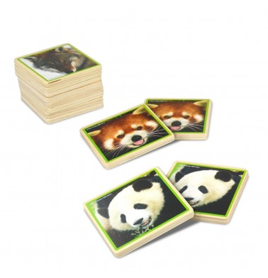 WWF Mammals Matching Game