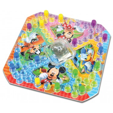 Mickey & Friends Dice Pop Race Game