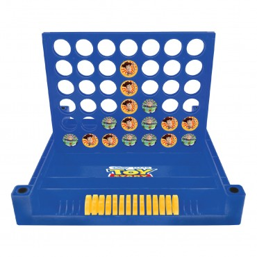 Toy Story Carnival 4-in-a-Row + Checkers