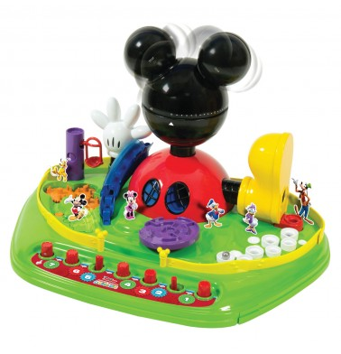 Mickey Mouse Clubhouse Obstacle Course Game