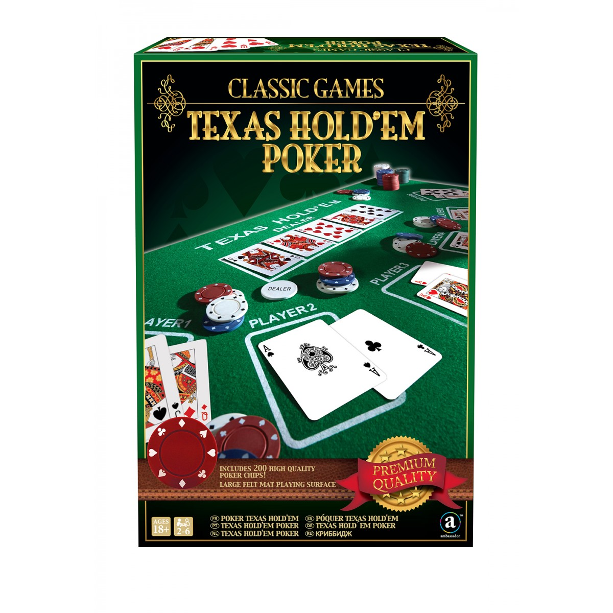 Twin river casino texas holdem