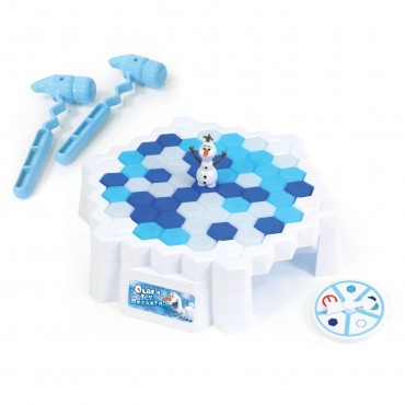 Frozen Olaf's Ice Breaker!