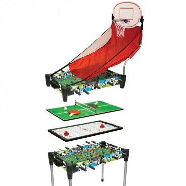 "36"" (92cm) 4-in-1 Games Table"