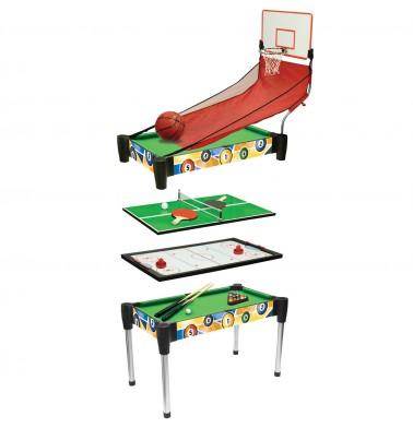 STATS Mesa de juego 4 en 1 de 36 pulgadas (92cm)
