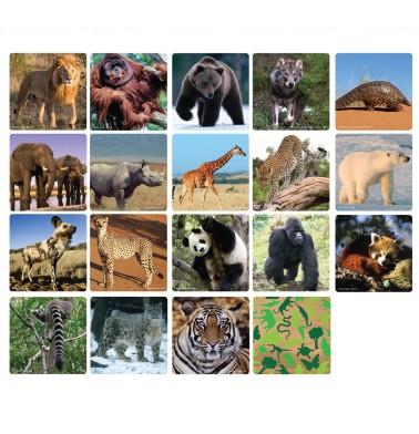 WWF Matching Game - Mammals